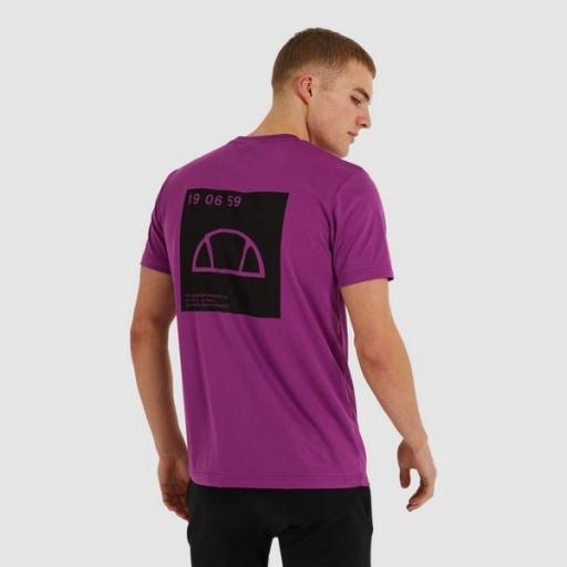 ELLESSE Camiseta Antako Tee Purple