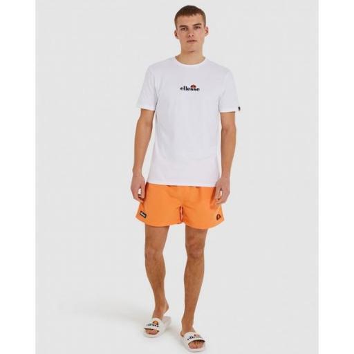 ELLESSE Camiseta Caciot Tee White [1]