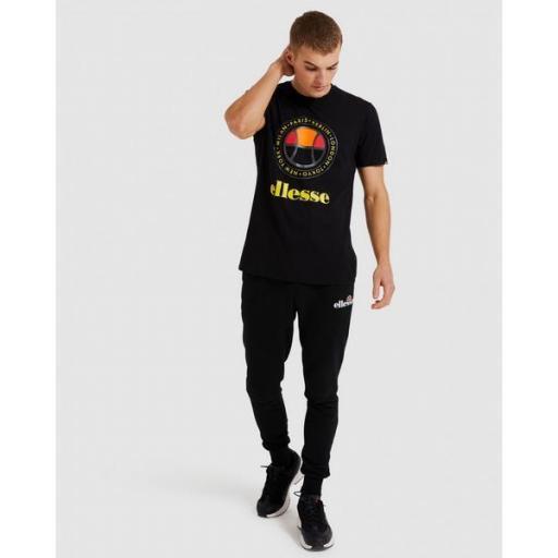 ELLESSE Camiseta Campa T-Shirt Black [3]