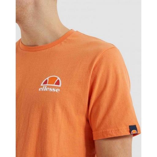 ELLESSE Camiseta Canaletto Orange [1]