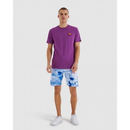 ELLESSE Camiseta Canaletto Purple [1]