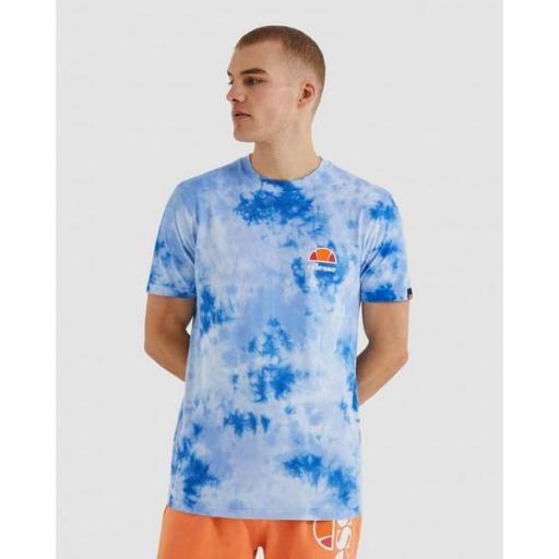 ELLESSE Camiseta Canaletto Tie Dye