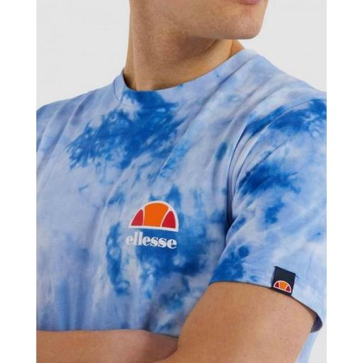 ELLESSE Camiseta Canaletto Tie Dye [3]