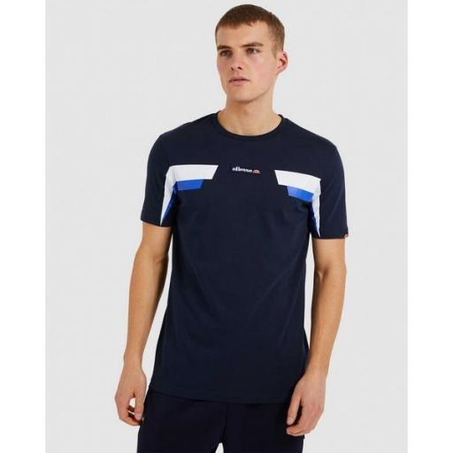 ELLESSE Camiseta Fellion Tee Navy