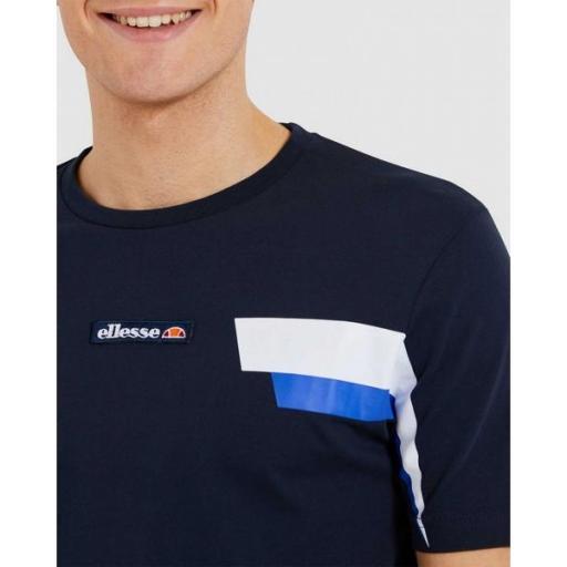 ELLESSE Camiseta Fellion Tee Navy [3]