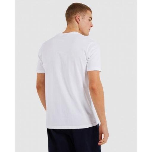 ELLESSE Camiseta Fellion Tee White [1]