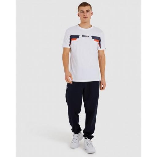 ELLESSE Camiseta Fellion Tee White [2]