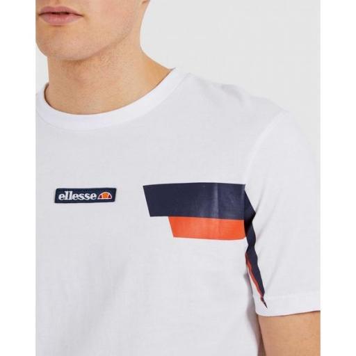 ELLESSE Camiseta Fellion Tee White [3]