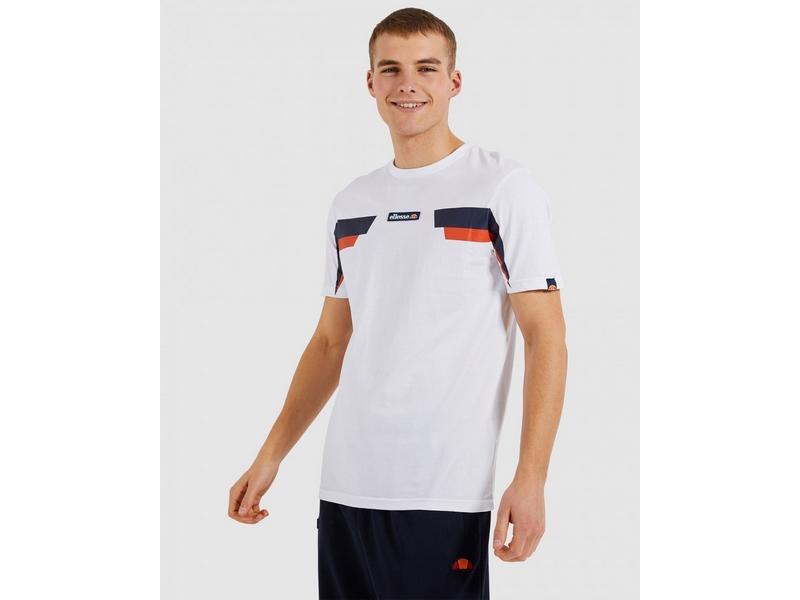 ELLESSE Camiseta Fellion Tee White