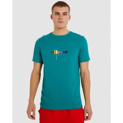 ELLESSE Camiseta Giorvoa Tee Green