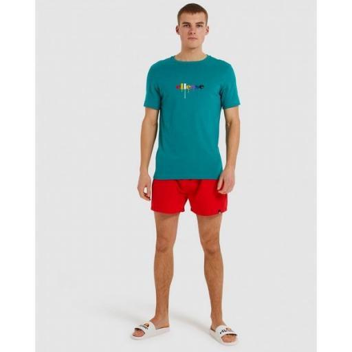 ELLESSE Camiseta Giorvoa Tee Green [0]