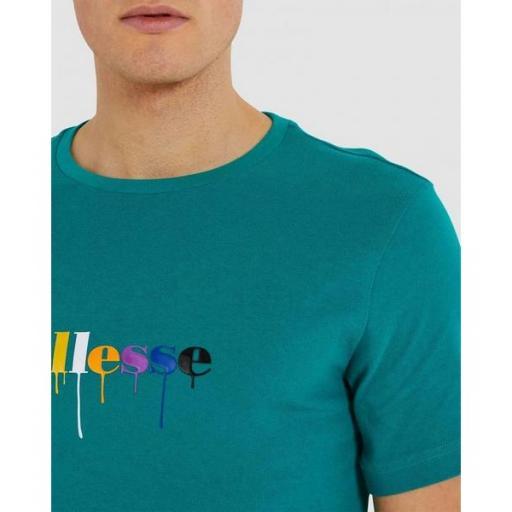 ELLESSE Camiseta Giorvoa Tee Green [3]