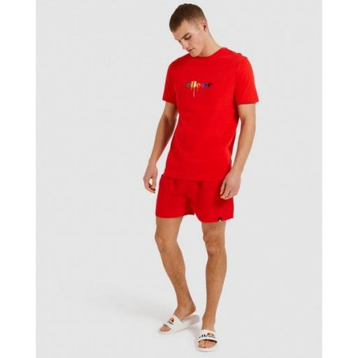 ELLESSE Camiseta Giorvoa Tee Red [1]