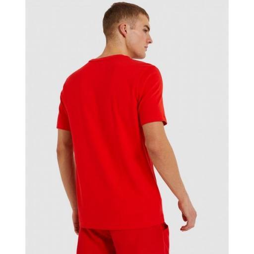 ELLESSE Camiseta Giorvoa Tee Red [2]