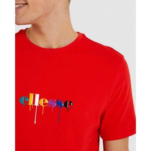 ELLESSE Camiseta Giorvoa Tee Red [3]