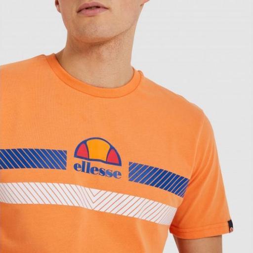 ELLESSE Camiseta Glisenta Tee Orange [2]
