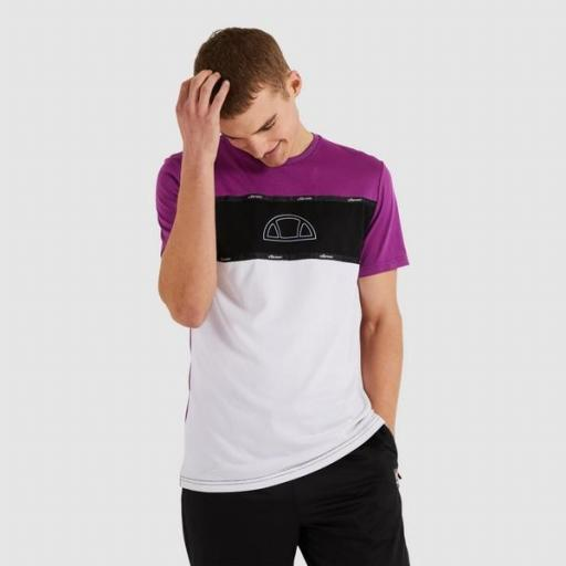 ELLESSE Camiseta Illioza Purple