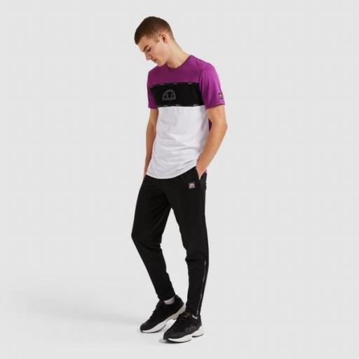 ELLESSE Camiseta Illioza Purple [0]