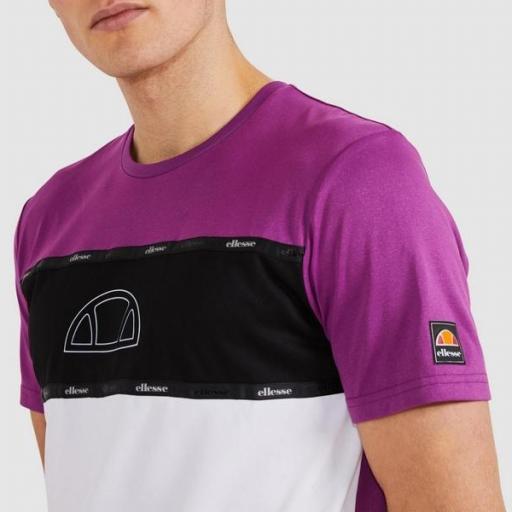 ELLESSE Camiseta Illioza Purple [2]