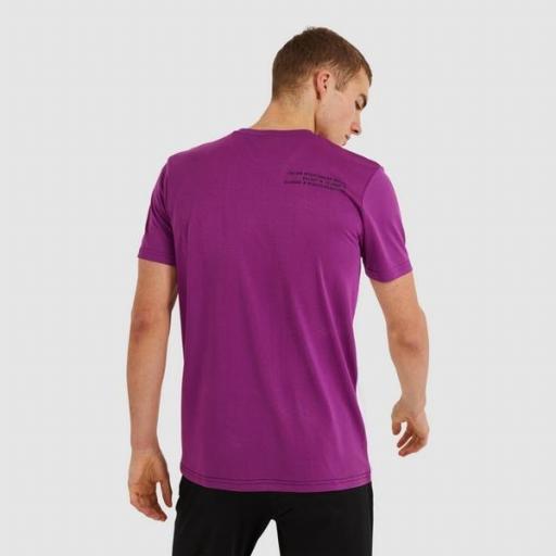 ELLESSE Camiseta Illioza Purple [3]