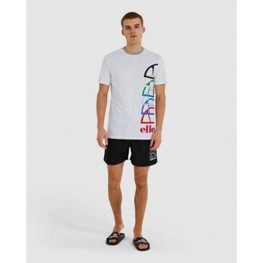 ELLESSE Camiseta Nurallo Tee White [1]