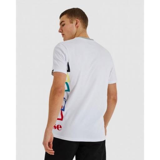 ELLESSE Camiseta Nurallo Tee White [2]
