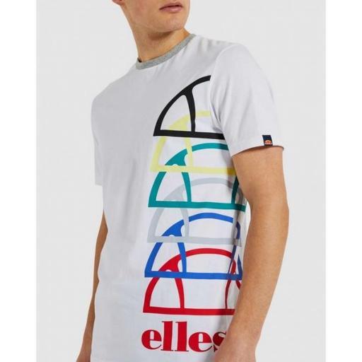 ELLESSE Camiseta Nurallo Tee White [3]