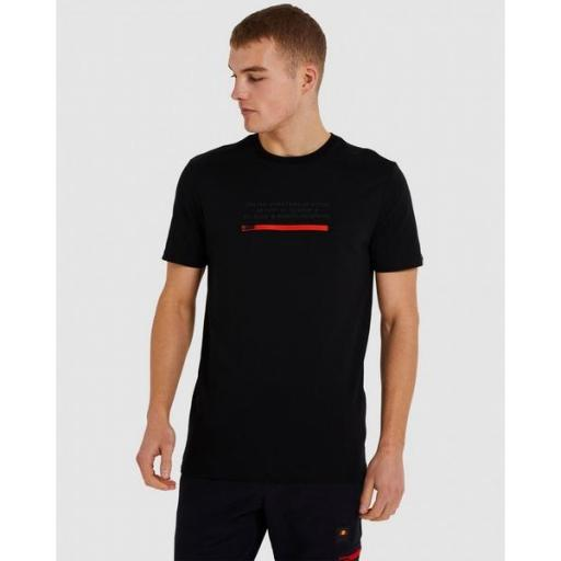 ELLESSE Camiseta Piedmont Tee Black