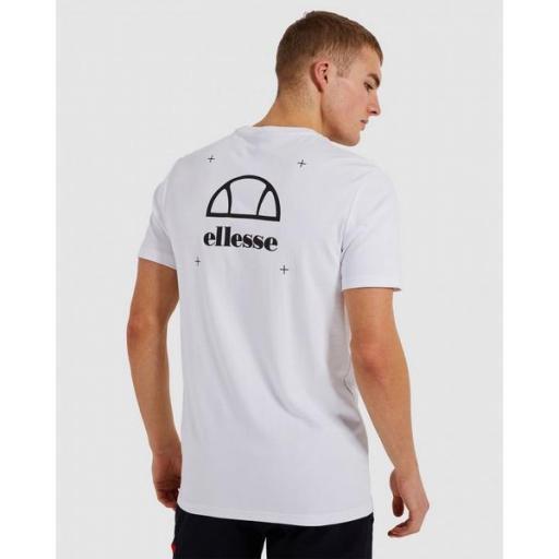 ELLESSE Camiseta Piedmont Tee White [1]
