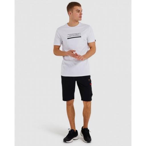 ELLESSE Camiseta Piedmont Tee White [3]