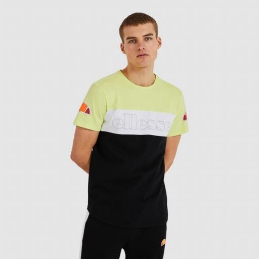 ELLESSE Camiseta Pogbino Light Green