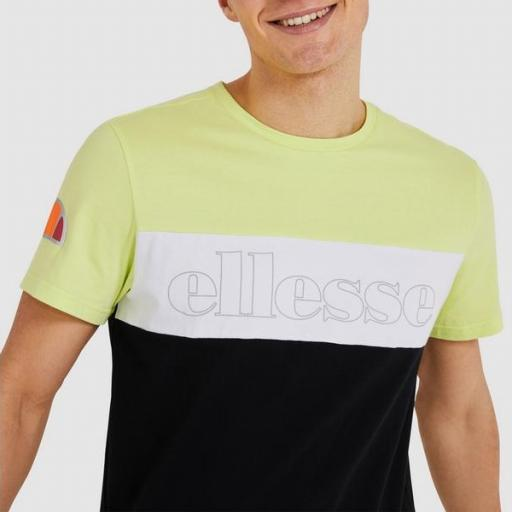 ELLESSE Camiseta Pogbino Light Green [2]