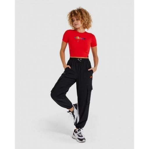 ELLESSE Camiseta Romancia T-Shirt Red [1]