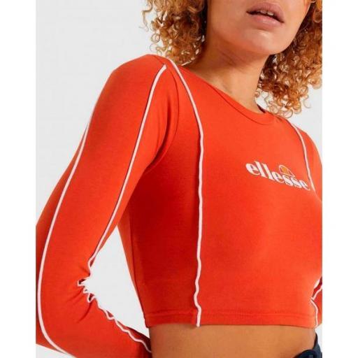 ELLESSE Camiseta Russia Tee Dark Orange [3]