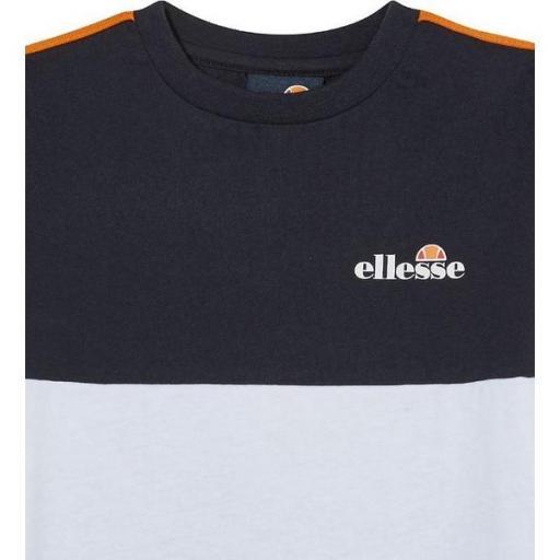 ELLESSE Camiseta Straccia Tee White [1]