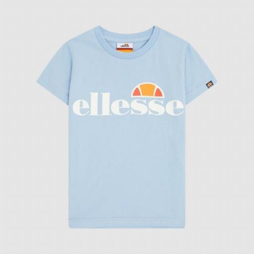 ELLESSE Camiseta niño Malia Light Blue