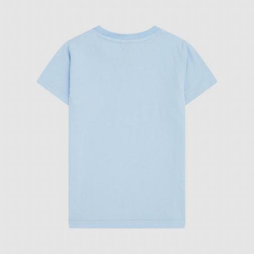 ELLESSE Camiseta niño Malia Light Blue [1]