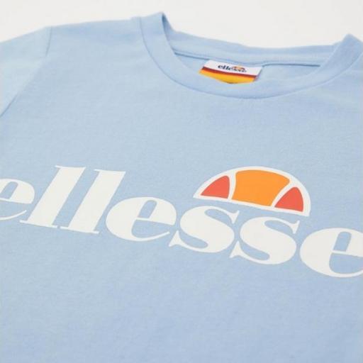 ELLESSE Camiseta niño Malia Light Blue [2]