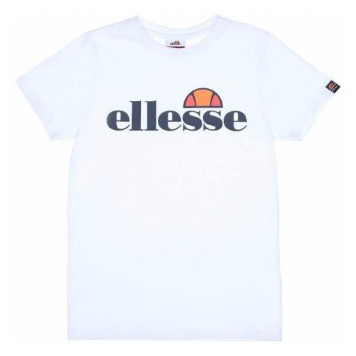 ELLESSE Camiseta niño Malia White