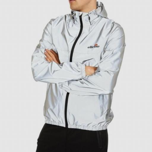ELLESSE Chaqueta Cesanet FZ Jacket Reflective