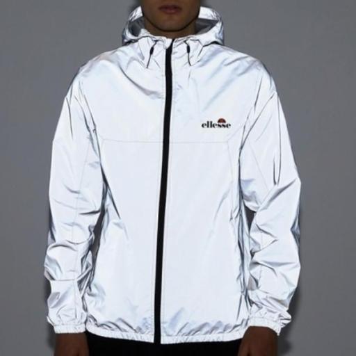 ELLESSE Chaqueta Cesanet FZ Jacket Reflective [0]