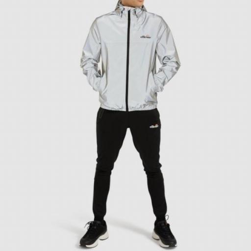 ELLESSE Chaqueta Cesanet FZ Jacket Reflective [2]