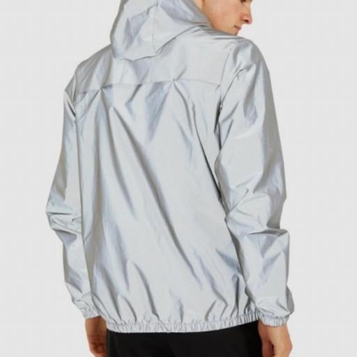 ELLESSE Chaqueta Cesanet FZ Jacket Reflective [3]
