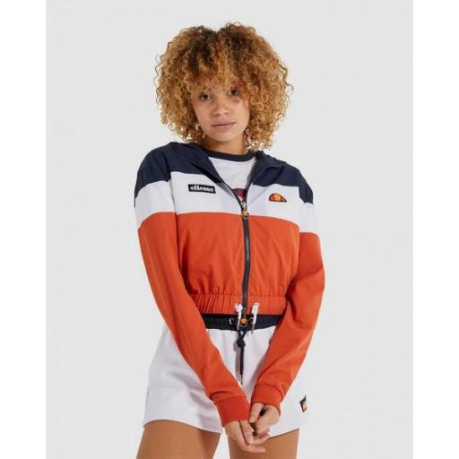ELLESSE Chaqueta Sambry Ladies Top Dark Orange