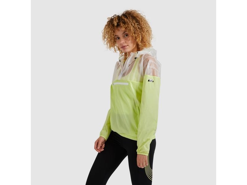 ELLESSE Chaqueta Sapelli Ladies Windrunner Light Green