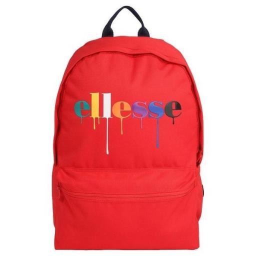 ELLESSE Mochila Alanas Bag Red