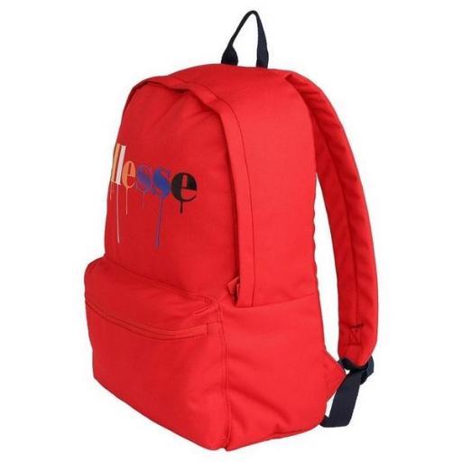 ELLESSE Mochila Alanas Bag Red [1]
