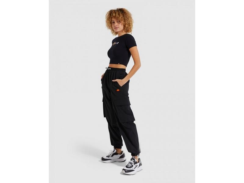 ELLESSE Pantalón de chándal Rosana Track Pant Black