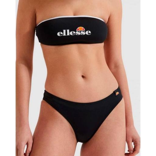 ELLESSE Top Bikini Sicily Bottom Black