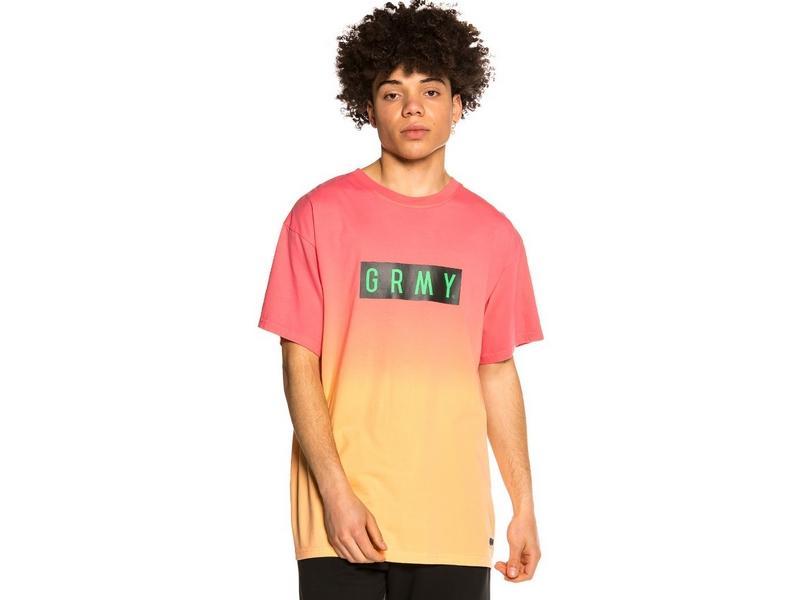 GRIMEY Camiseta Frenzy Gradient Pink